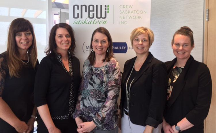 CREW Saskatoon board of directors