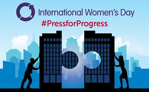 #PressforProgress:  Equal Pay for Equal Work