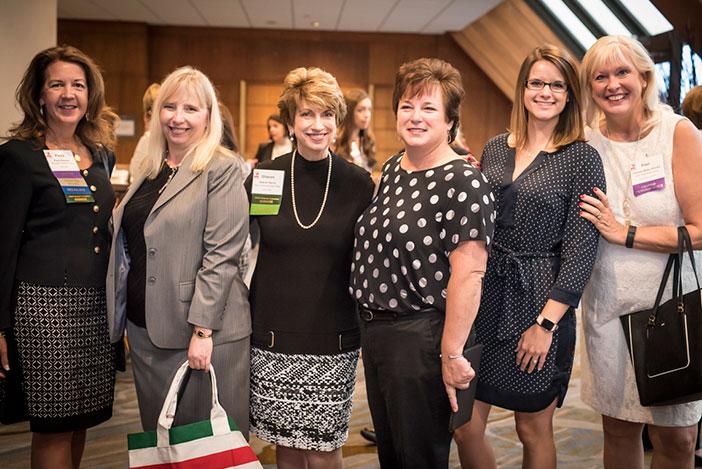 CREW Network members at the 2017 Spring Leadership Summit