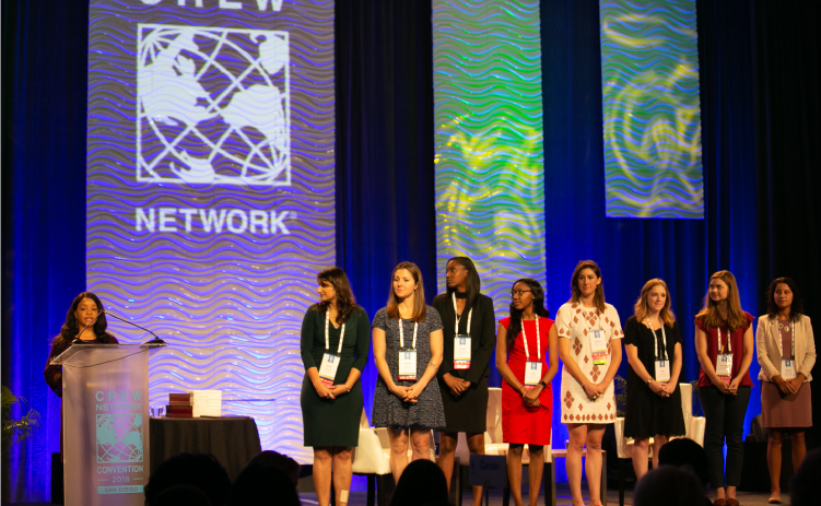 2018 CREW Network Foundation scholars