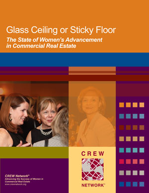 Glass Ceiling or Sticky Floor: The State of Women's Advancement in Commercial Real Estate