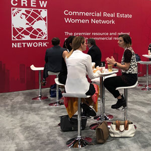 CREW Network Deal Making Tables