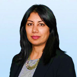 Anjee Solanki, National Director, Retail Services, Colliers International