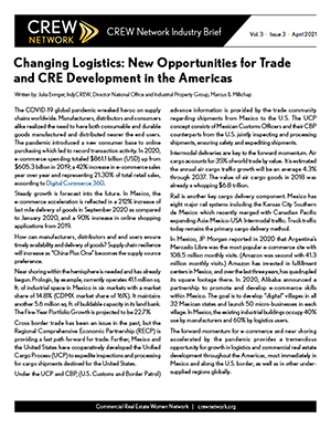 Changing Logistics: New Opportunities for Trade and CRE Development in the Americas